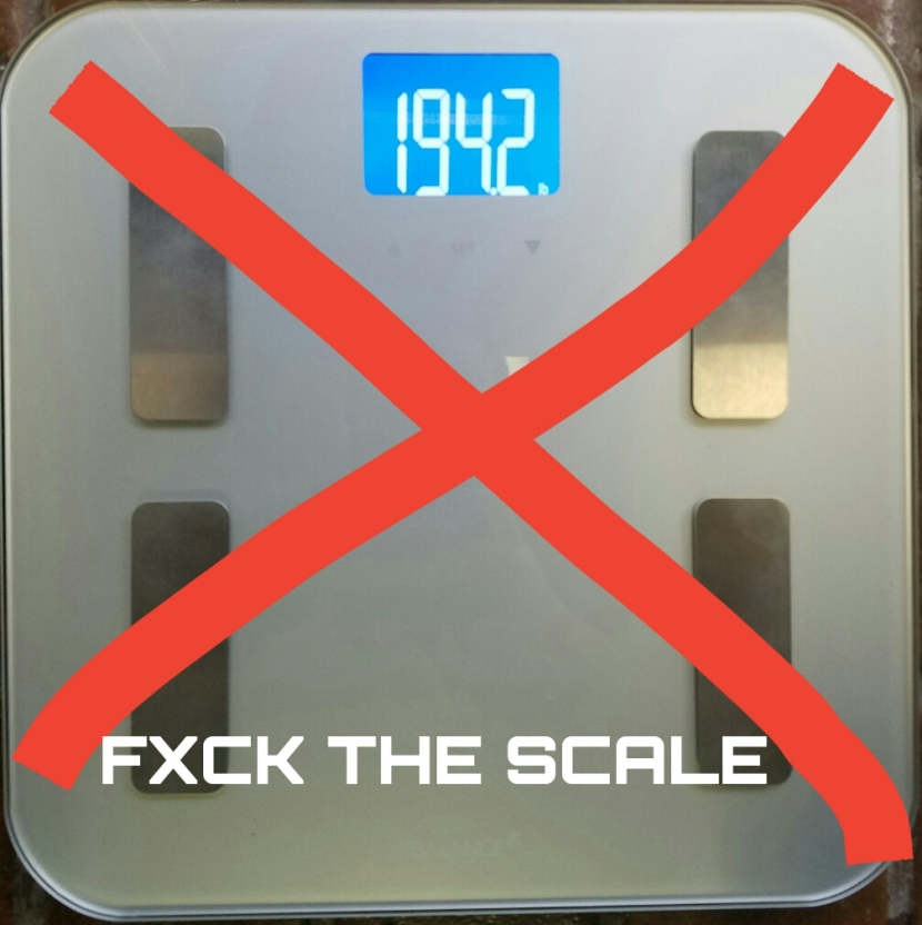 Fxck the Scale